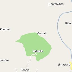 City24ge Map of Kutaisi
